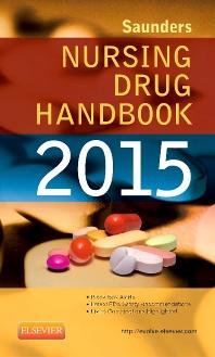 Cover image for Saunders Nursing Drug Handbook 2015
