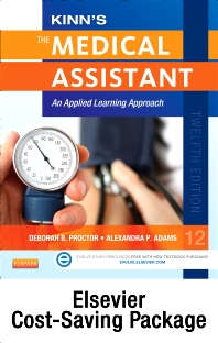 Medical Assisting Online for Kinn's The Medical Assistant (Access Code, Textbook, and Study Guide & Checklist Package) with ICD-10 Supplement
