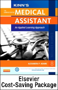 Kinn's The Administrative Medical Assistant - Text, Study Guide and Medisoft Version 16 Demo CD Package with ICD-10 Supplement