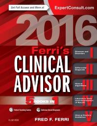 Cover image for Ferri's Clinical Advisor 2016
