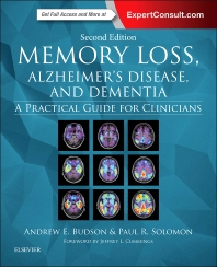 Cover image for Memory Loss, Alzheimer's Disease, and Dementia