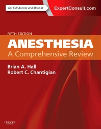 Cover image for Anesthesia: A Comprehensive Review