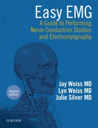 Easy EMG - 2nd Edition - ISBN: 9780323286640, 9780323341059