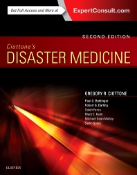 Cover image for Ciottone's Disaster Medicine