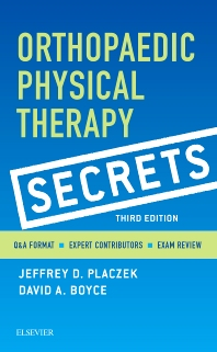 Orthopaedic Physical Therapy Secrets - E-Book - 3rd Edition - ISBN: 9780323286831