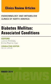 Cover image for Diabetes Mellitus: Associated Conditions, An Issue of Endocrinology and Metabolism Clinics of North America
