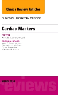 Cover image for Cardiac Markers, An Issue of Clinics in Laboratory Medicine