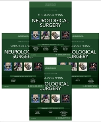 Cover image for Youmans and Winn Neurological Surgery, 4-Volume Set