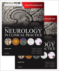 Cover image for Bradley's Neurology in Clinical Practice, 2-Volume Set