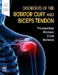 Cover image for Disorders of the Rotator Cuff and Biceps Tendon