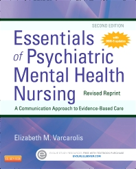 Cover image for Essentials of Psychiatric Mental Health Nursing - Revised Reprint