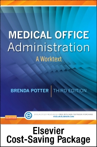 Medical Office Administration - Elsevier eBook on VitalSource (Retail Access Card) and Medisoft v18 Student Demo CD Package