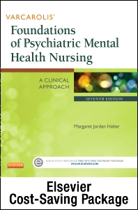Varcarolis' Foundations of Psychiatric Mental Health Nursing - Text and Elsevier Adaptive Learning Package - 7th Edition - ISBN: 9780323288187