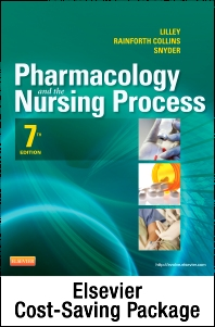 Cover image for Pharmacology and the Nursing Process - Text and Elsevier Adaptive Learning Package