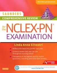 Saunders Comprehensive Review for the NCLEX-PN® Examination - 6th Edition - ISBN: 9780323289313, 9780323289320