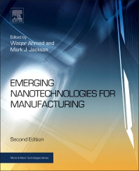 Cover image for Emerging Nanotechnologies for Manufacturing