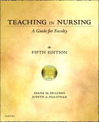 Cover image for Teaching in Nursing
