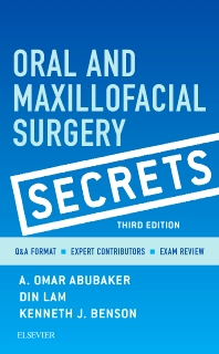Cover image for Oral and Maxillofacial Surgery Secrets