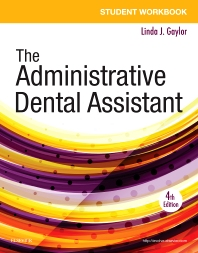 Cover image for Student Workbook for The Administrative Dental Assistant