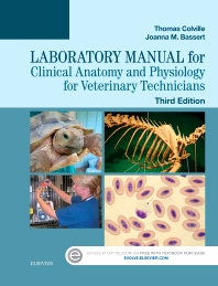 Cover image for Laboratory Manual for Clinical Anatomy and Physiology for Veterinary Technicians