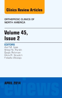 Cover image for Volume 45, Issue 2, An Issue of Orthopedic Clinics
