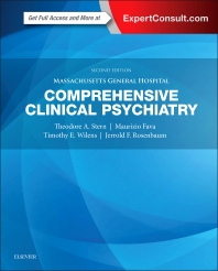 Cover image for Massachusetts General Hospital Comprehensive Clinical Psychiatry