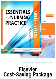 Cover image for Essentials for Nursing Practice- Text and SImulation Learning System Package