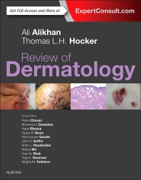 Cover image for Review of Dermatology
