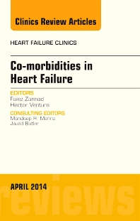 Cover image for Co-morbidities in Heart Failure, An Issue of Heart Failure Clinics