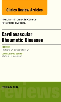 Cover image for Cardiovascular Rheumatic Diseases, An Issue of Rheumatic Disease Clinics
