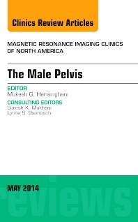 Cover image for MRI of the Male Pelvis, An Issue of Magnetic Resonance Imaging Clinics of North America