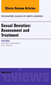 Cover image for Sexual Deviation: Assessment and Treatment, An Issue of Psychiatric Clinics of North America