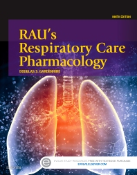 Cover image for Rau's Respiratory Care Pharmacology