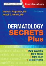 Cover image for Dermatology Secrets Plus