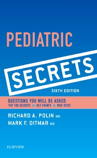 Cover image for Pediatric Secrets