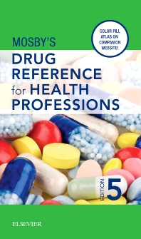 Cover image for Mosby's Drug Reference for Health Professions