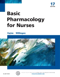Basic Pharmacology for Nurses - 17th Edition - ISBN: 9780323311120, 9780323376945