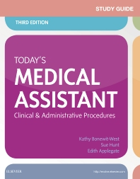 Cover image for Study Guide for Today's Medical Assistant