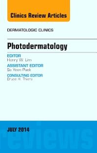 Cover image for Photodermatology, An Issue of Dermatologic Clinics