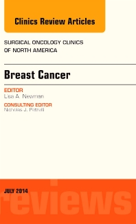 Cover image for Breast Cancer, An Issue of Surgical Oncology Clinics of North America