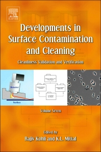 Cover image for Developments in Surface Contamination and Cleaning, Volume 7