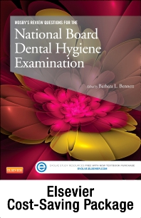 Cover image for Mosby's Review Questions for the National Board Dental Hygiene Examination - Elsevier eBook on VitalSource + Evolve Access (Retail Access Cards)