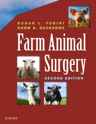 Cover image for Farm Animal Surgery