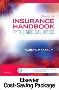 Cover image for Insurance Handbook for the Medical Office - Text and Workbook Package