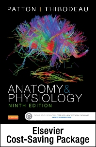 Cover image for Anatomy & Physiology - Text and Laboratory Manual Package