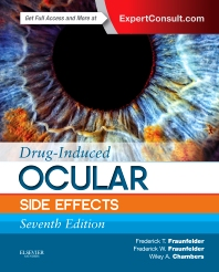 Cover image for Drug-Induced Ocular Side Effects