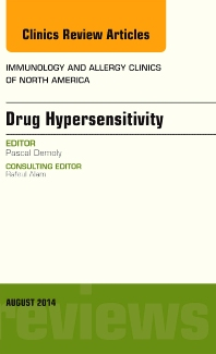 Cover image for Drug Hypersensitivity, An Issue of Immunology and Allergy Clinics