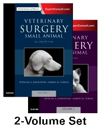 Cover image for Veterinary Surgery: Small Animal Expert Consult