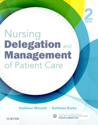 Cover image for Nursing Delegation and Management of Patient Care