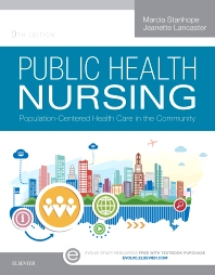 Cover image for Public Health Nursing